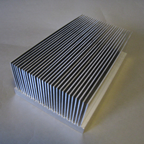 Bonded Fin Heat Sink (120(W)*65(H)*200(L)mm) at Best Price