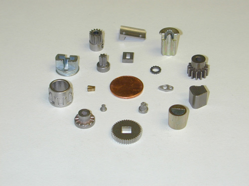 Powdered Metal Structural Parts