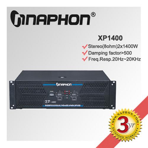 Black Colored Audio Power Amplifier