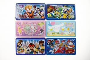Japanese Anime Character Case