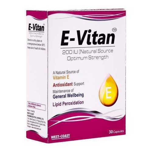 E-Vitan Capsules
