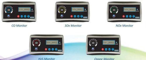 High Performance Portable Gas Detectors