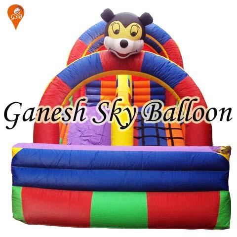 Inflatable Slide Jumper