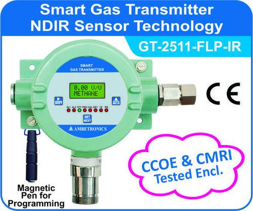 Ndir Sensor Smart Gas Transmitter