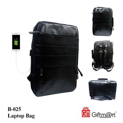 Laptop Backpack With Usb Charging Point
