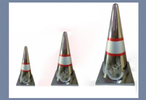Metal Traffic Cones
