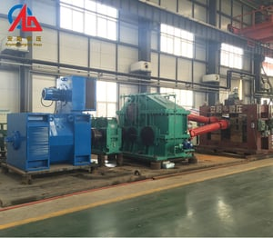 Grinding Ball Skew Rolling Hot Rolling Machine for Rolling Ball