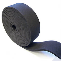 Customized Black Rubber Strips