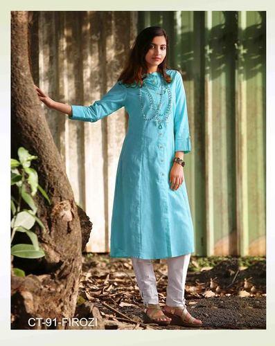 Designer Casual Churidar Suits