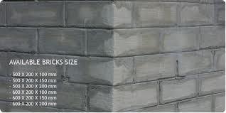 Light Wight Bricks