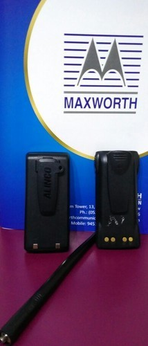 Walkie Talkie Battery And Charger