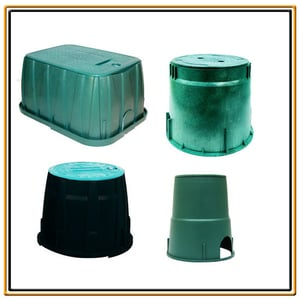 Plastic Grounding Pit Cover