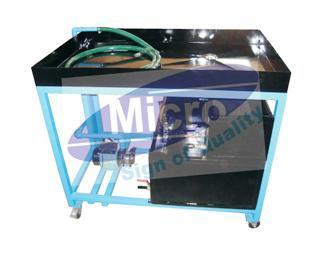 Portable Hydraulic Bench