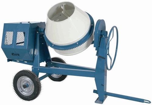Concrete Motor Mixer