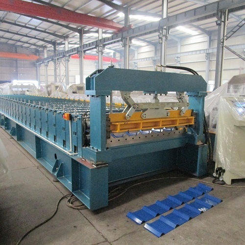 Automatic Wall Panel Forming Machine