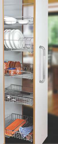 Storage Rack Dining Compact