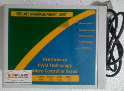 Highly Efficient Solar Interface in  G.T. Road