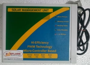 Highly Efficient Solar Interface