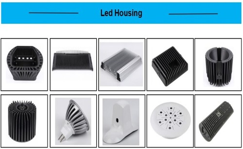 Mechanics / Housings For Led Light