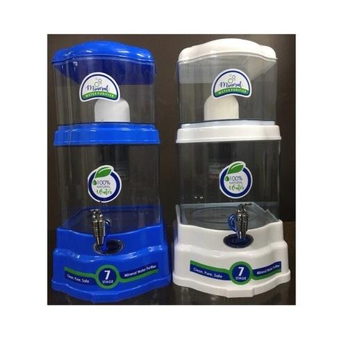 Mineral Pot Water Purifier 18l