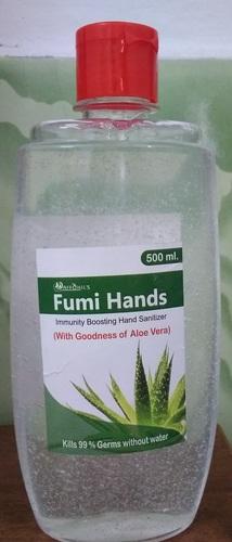 Aloe Vera Germs Kill Hand Sanitizer