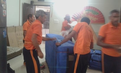 Office Packing Moving Service
