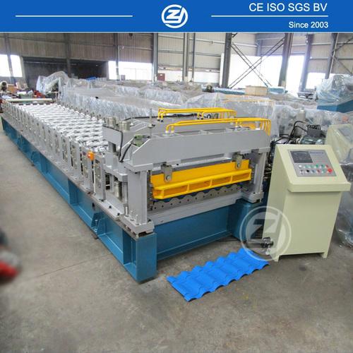 Metrocopo Tile Aluminium Profile Forming Machine