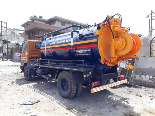 Liquid Waste Handling Equipment