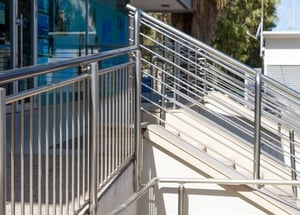 All Types Of Stainless Steel Hand Railing