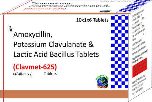 Amoxycillin Clavulanate Tablet