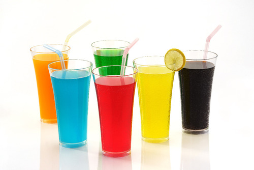 Exclusive Juice Plastic Glass