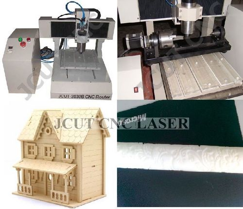 Desktop Mini Cnc Router Jcut-3030b