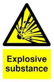 Petroleum And Explosive Substance