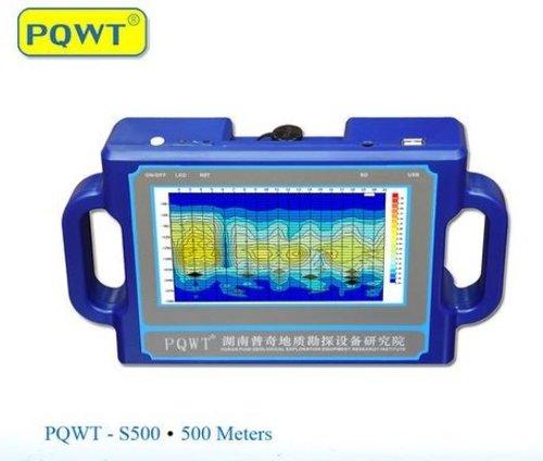 PQWT-S500 Underground Water Detector