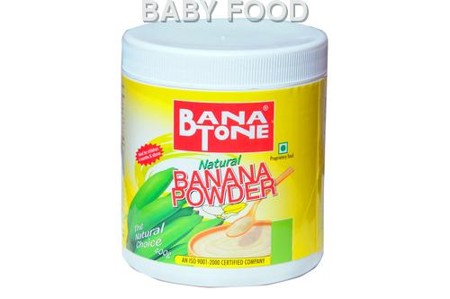 100% Natural Banana Powder