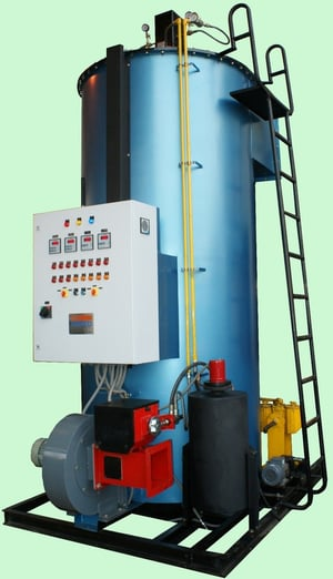 Oil/ Gas Fired Thermal Fluid Heater