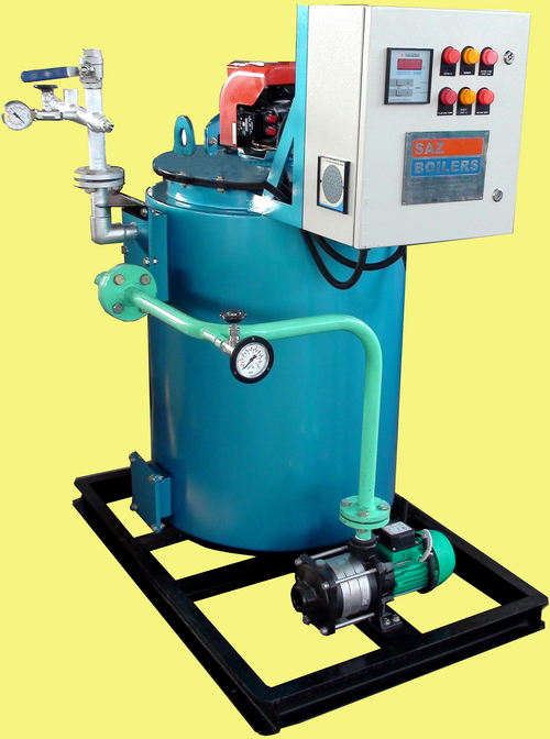Oil/Gas Fired Hot Water Generator/Heater