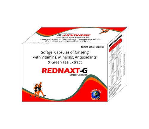 Rednaxt G Multi Vitamins Softgel Capsule