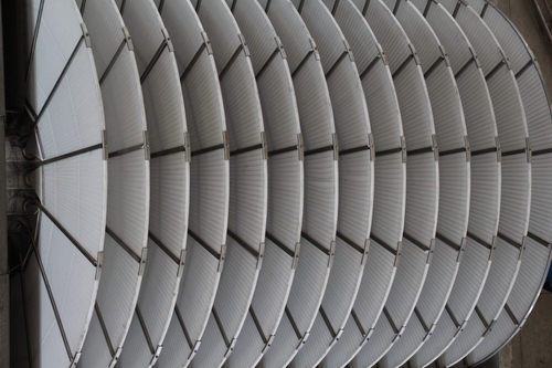 Rotary Disc Filter Mesh Screens