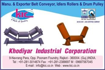 Pulley Conveyor
