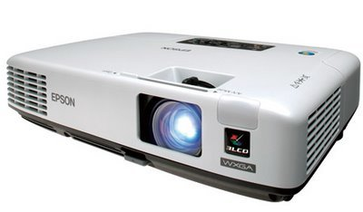 Epson 1735w Multimedia Projector