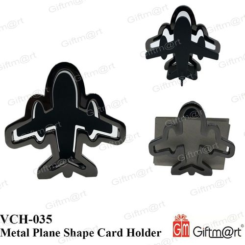 Aeroplance Steel Card Holder