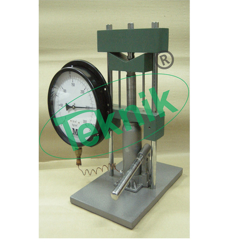 Point Load Index Tester Hand Operated