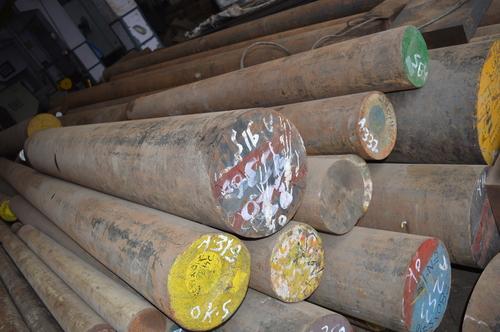 EN19 Carbon Steel Round