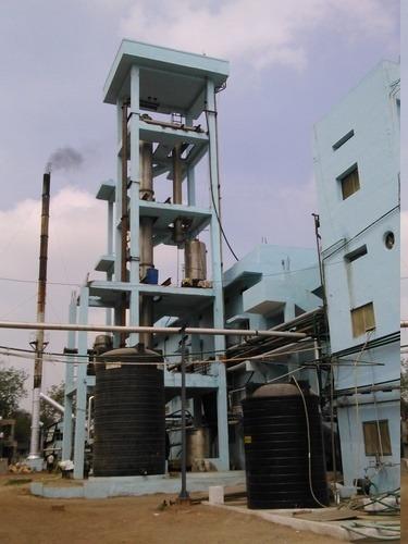 Methanol Distillation Column