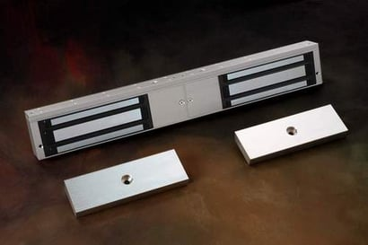 1200lbs Double Magnetic Lock with Monitored Type