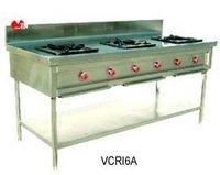Three Burner Cooking Ranges