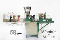5g Speed Incense Making Machine