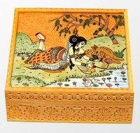 Gemstone Painting Jewel Box