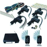 CAR CENTRAL LOCK SYSTEM